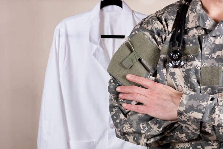 Benefits of working a military locum tenens job