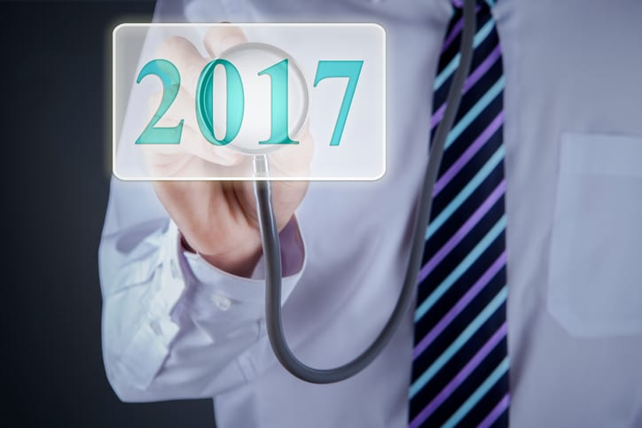 Healthcare industry predictions for the year 2017