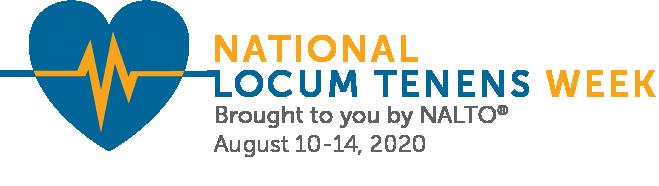National Locum Tenens Week 2020